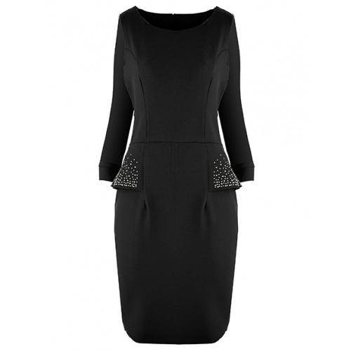 Sukienka Class Black