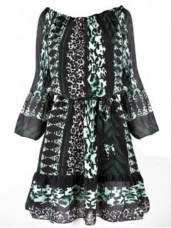 Sukienka Panter Green