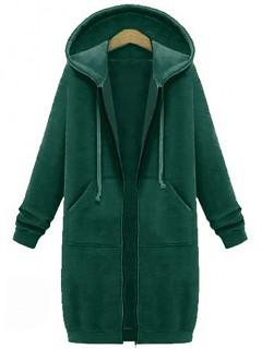 Bluza L-Basic Emerald