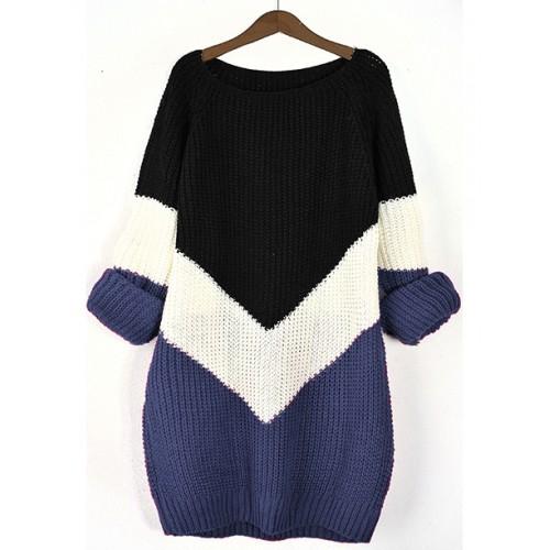 Sweter VICTORIA Dark Blue