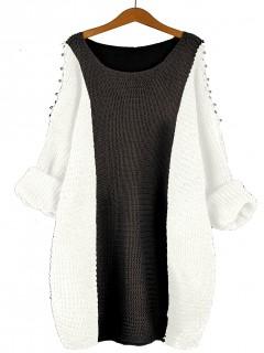 Sweter Fem Black