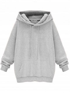 Bluza Basic Grey