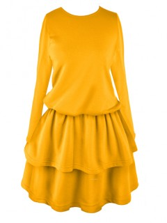 Sukienka Princess Mustard
