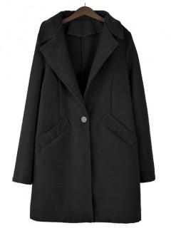 Płaszcz Mariott Black