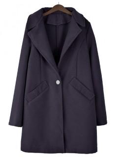 Płaszcz Mariott Navy Blue