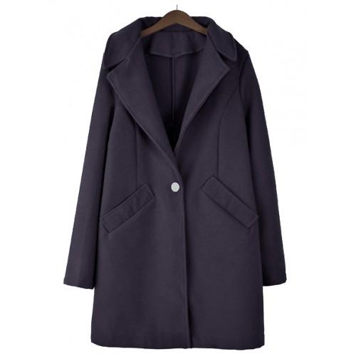 Płaszcz Monako Navy Blue