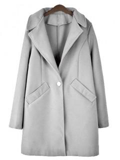 Płaszcz Mariott Stylish Gray