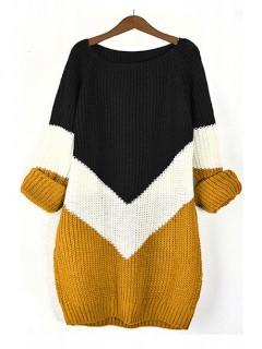 Sweter VICTORIA Mustard