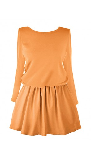 Sukienka Flab Cinnamon