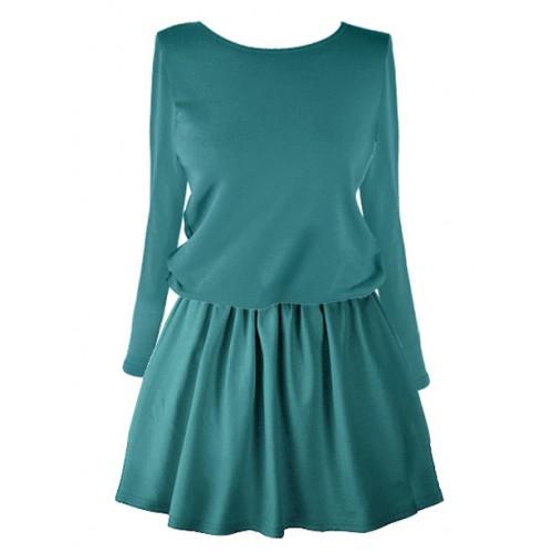 Sukienka Flab Turquoise