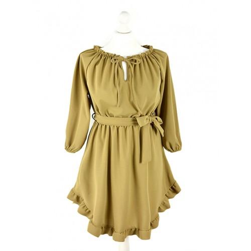 Sukienka MiLady Beige