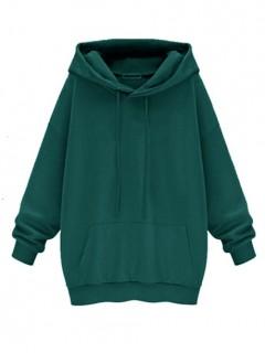 Bluza Basic Emerald