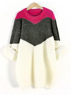 Sweter Shiny Fuchsia