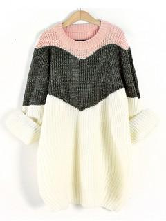 Sweter Shiny Blush