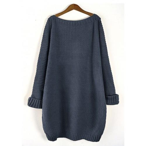 Sweter Avin Navy Blue