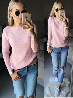 Sweter Avin Pastel Pink