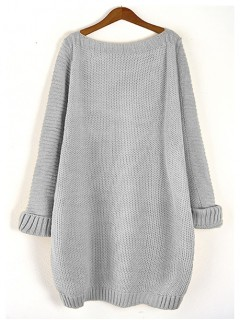 Sweter Avin Stylish Grey