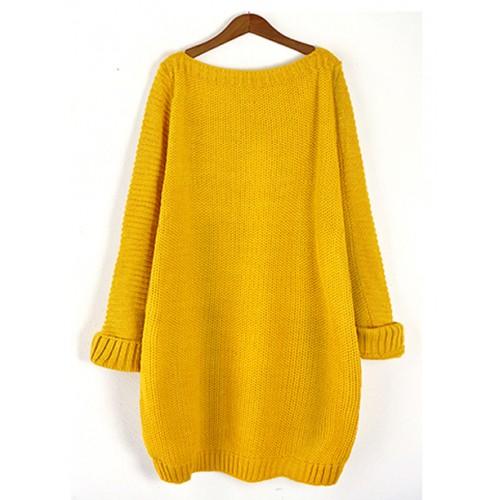 Sweter Avin Mustard
