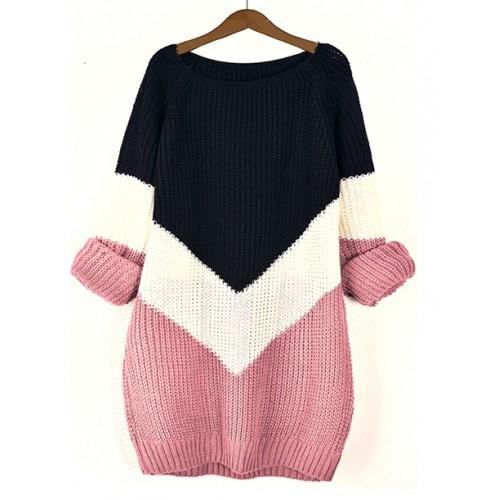 Sweter VICTORIA Pastel Pink