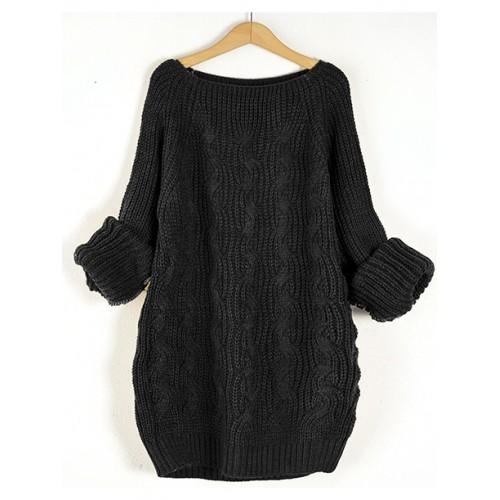 Sweter Pola Black