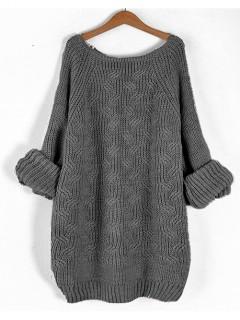 Sweter Agnes Graphite