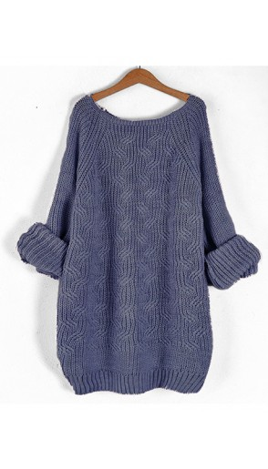 Sweter Agnes Navy Blue