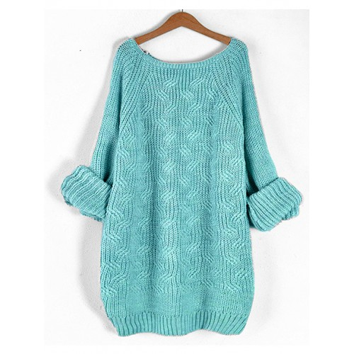 Sweter Agnes Turquoise