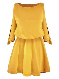 Sukienka Venus Mustard