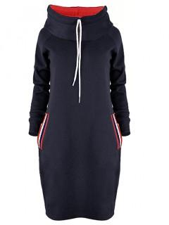Sukienka Tommy Navy Blue