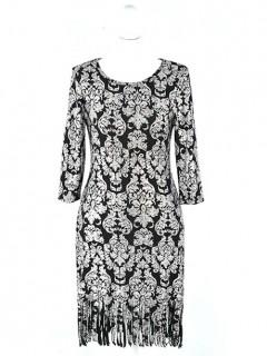 Sukienka Glam Silver
