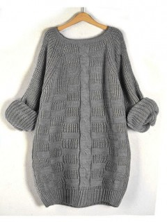 Sweter Kate Stylish Grey