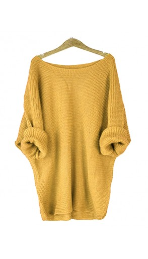 Sweter Lisa Mustard