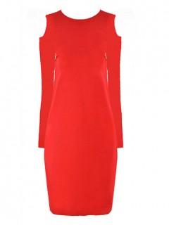 Sukienka Carmen Red