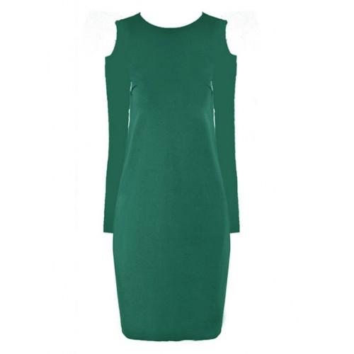 Sukienka Carmen Dark Green