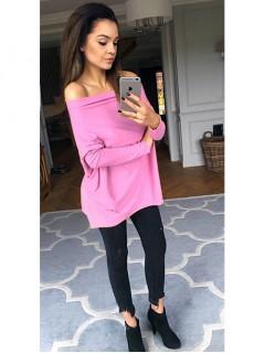 Bluzka B-Over Pink