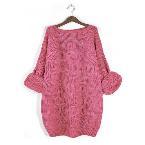 Sweter Ana Raspberry