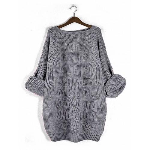 Sweter Ana Stylish Grey
