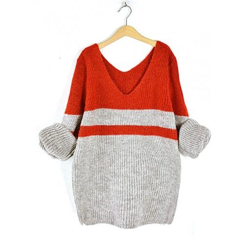 Sweter Kim Grey