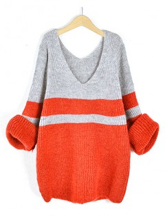 Sweter Kim Fire Red