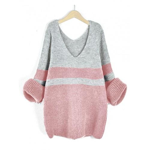 Sweter Kim Blush
