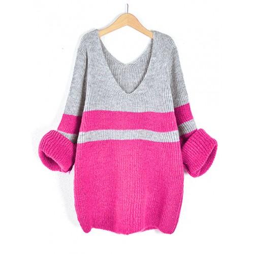 Sweter Kim Barbie Pink