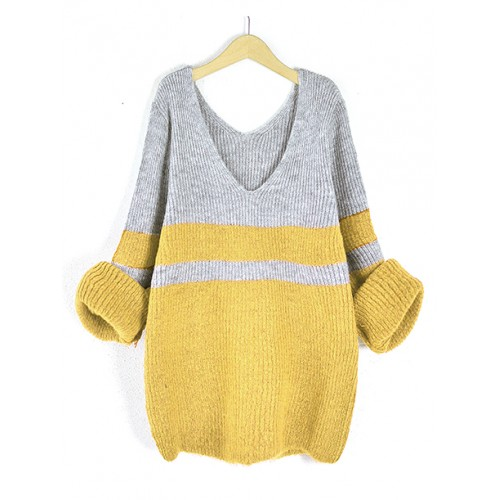 Sweter Kim Yellow
