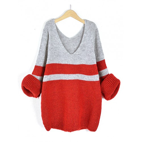 Sweter Kim True Red