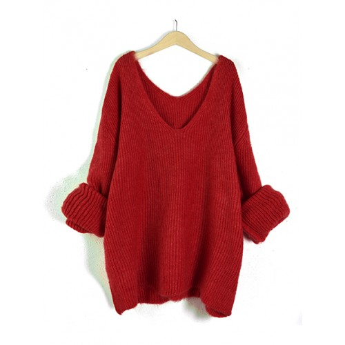 Sweter Viki Red