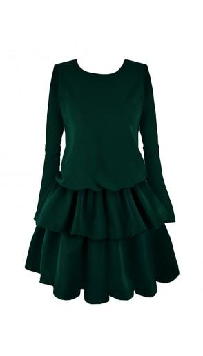 Sukienka Jenny Emerald