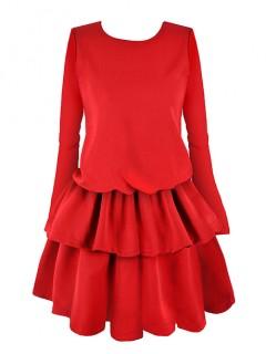 Sukienka Jenny Red