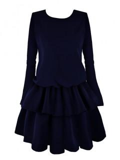 Sukienka Jenny Navy Blue