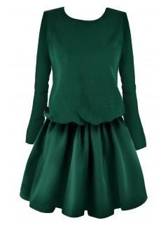 Sukienka Premium Emerald