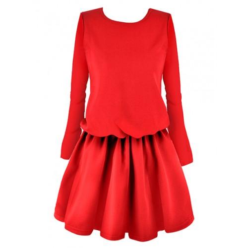 Sukienka Premium Red