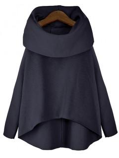 Bluza Dzwonek Granat